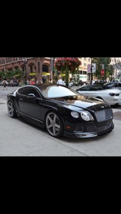 Bad Ass Bentley !!!