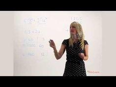 Multiplying Decimals - YouTube
