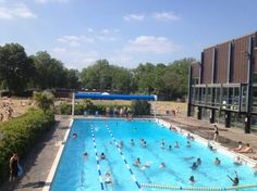 Pools on the park, Richmond