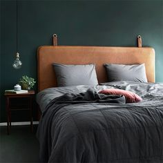 By Thornam The M Headboard is inspired by The M...