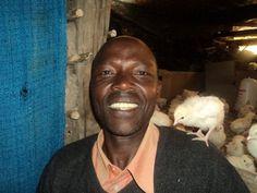 Paul, a Kiva Borrower, from Kenya!