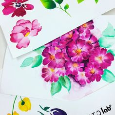 Arts and crafts with flowers [ BellaBloomsZFlori... ]