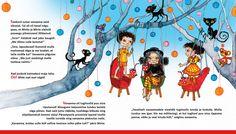 Mirte-Mirko-puuotsas-jutt | by Illustraator Pir Illustrations, Album, Art, Envy, Art Background, Kunst, Illustration, Performing Arts, Character Illustration