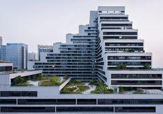 Shenye TaiRan Building,Courtesy of ZHUBO DESIGN