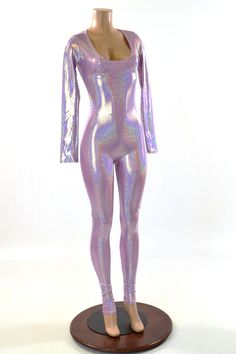 This item is made to order, please read all the way through the listing before purchasing!  This catsuit is made of lycra spandex in a