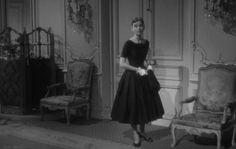 Life, Liberty, and the Pursuit of Elegance: Audrey Hepburn: Love in the Afternoon... Review and Style Highlights