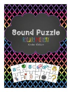 Reading mastery sound chartsound flash cards pinterest reading reading mastery sound puzzle fandeluxe Images