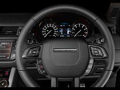 2012 Range Rover Evoque Special Edition with Victoria Beckham - Steering Wheel