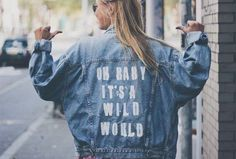 WILD WORLD | TheyAllHateUs