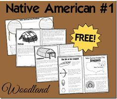 Native American Woodland Tribes Lesson