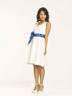 High School Musical outfit...Love this dress, but with bow in back