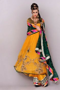 Fahad Hussayn Couture Latest Collection   South Asian Bride Magazine