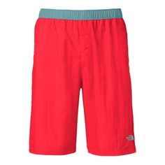 The North Face Mens Class V Rapids Short - Fiery Red: The Class V Rapids from The North Face are designed… #OutdoorGear #Camping #Hiking
