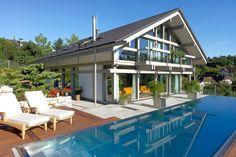 Huf Haus - Pool