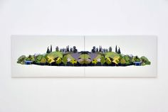 Cage, Volleyball, Landscape - chrysanthi koumianaki