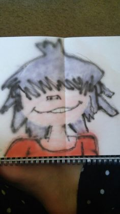 Noodles from gorillaz