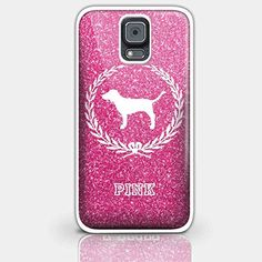 Love Pink Vs Wallpaper Victoria's Secret for Iphone and Samsung Case (Samsung Galaxy S5 White)