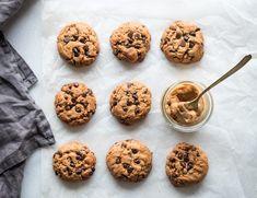 Cookies beurre de cacahuètes & pépites de chocolat | Lilie Bakery