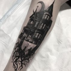Lauren Melina Tattoos