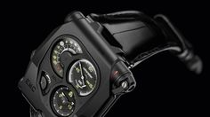 Uwerk EMC merges electronics with precision watchmaking #sartorial