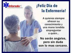 Feliz dia a todas las nobles enfermeras @infarsalud @infarsalud.mara @lacrazy343