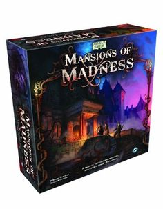 Mansions of Madness by Fantasy Flight Games, http://www.amazon.com/dp/1616610158/ref=cm_sw_r_pi_dp_6UwDqb0RE49YJ
