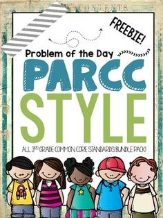 Since most states are reforming their state testing to the PARCC test, there is such a shortage of quality materials that will help students practice and become familiar with the language and types of questions used on the PARCC. This pack was designed to meet that purpose and expose third grade students to the rigor and complexity of the PARCC assessment.