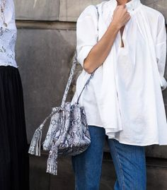 white blouse inspiration #womanonly #fashionblog