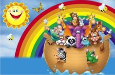 Arca de Noé 01