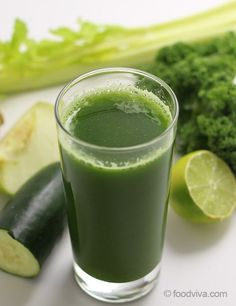 Whether you are on a weight loss diet, detoxify body or want to start living a healthy life, green vegetable juice is an ideal juice which provides all required nutrition, fibers and vitamins minuses calories.