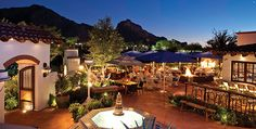 10 Great Scottsdale Happy Hour Spots - The luxurious amenities that come with the North Scottsdale community are just as classy as the homes, filled with fine shopping, exquisite dining, and private clubs and resorts.