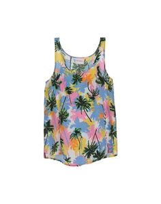 We love the tropical print trend!