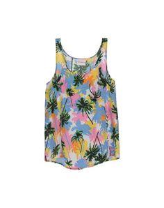 tropical print trend