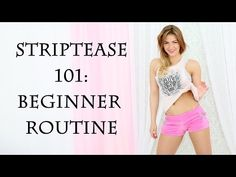 A Striptease is the sexiest way to zest it up on the bed. Here is your learning guide to spice it up for your men. Pole Dancing Quotes, Pole Dancing Fitness, Pole Fitness, How To Lap Dance, Learn To Dance, Dance Workout Videos, Pole Workout, Flirty Girl Fitness, Role Play Outfits