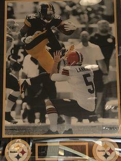 79c3a79793a Antonio Brown Head Kick - Spotlight - 16x20 - Vertical Unsigned - Professionally  Framed