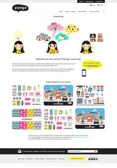 Custom Shopify website design by Aeolidia