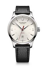 Victorinox Swiss Army Alliance Mechanical Leather Strap Silver Dial  Automatic Watch 241666 for sale at OC Watch Company the authorized dealer  in Walnut 178c53d75c3
