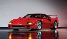 Ferrari F40, Supercars, Porsche, Automobile, Package Deal, Bmw, Chef D Oeuvre, Pebble Beach, Collector Cars