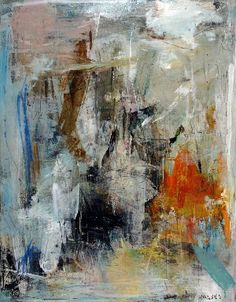 Lars Kristian Hansen | abstract painting