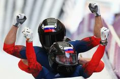 Olympic Men's Bobsled 2014: Live Results, Analysis and Highlights of 4-Man Event - BLEACHER REPORT #Olympics, #Bobsled