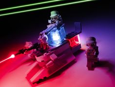 $8.50 - Light up Lego bricks. Cool Christmas gift for boys.