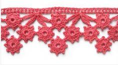 MES FAVORIS TRICOT-CROCHET: 10 bordures au crochet