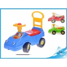 odrážedlo auto 54cm s klaksonem Toys, Car, Activity Toys, Automobile, Clearance Toys, Gaming, Games, Autos, Toy