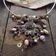 Hey, I found this really awesome Etsy listing at https://www.etsy.com/listing/203800841/bohemian-necklace-gypsy-necklace-kuchi