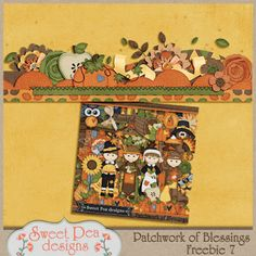 Black Friday/Cyber Monday Sales   Patchwork of Blessings Freebie 7