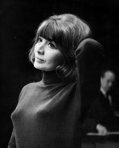 Juliette Gréco (born 7 February 1927), French actress and popular chanson singer.