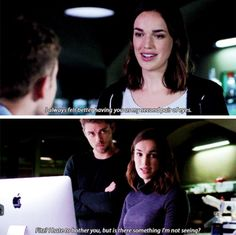 Second Pair of Eyes Marvel's Agents of S.H.I.E.L.D. FitzSimmons Bouncing Back