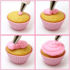 tips and tricks about cupcake decorating...by the decorated cookie