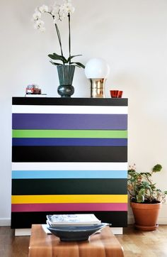 Fun dresser for play room or toddler room