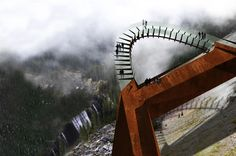 Glacier Skywalk in Kanada: Wäre dieser Ausblick etwas für Sie? - TRAVELBOOK.de